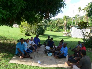 Ocean Conservation in Fiji