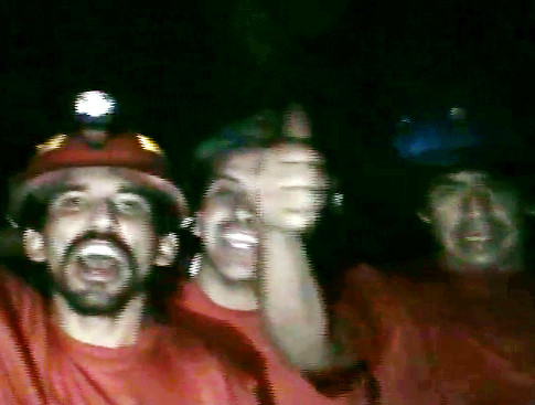 The Chilean Trapped Miners: What can they and their rescue teach ...trapped chile miners