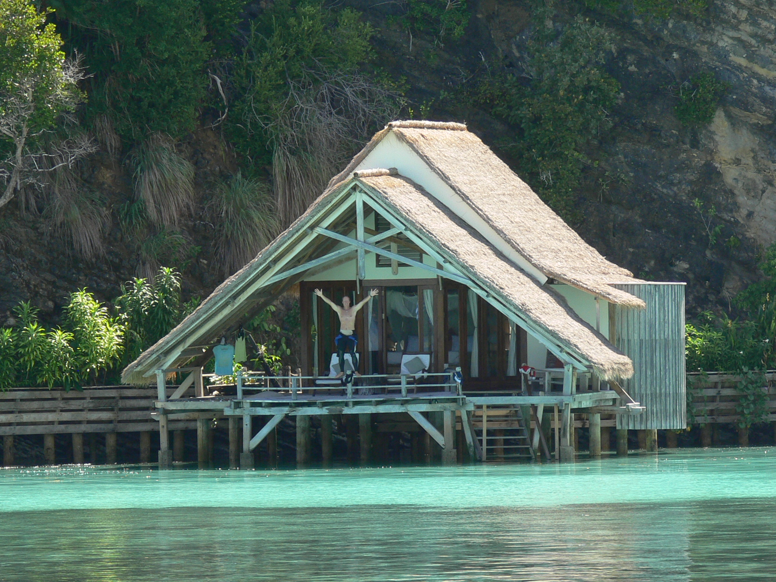 Misool Eco Resort Bringing Green To The Wild Blue Yonder The
