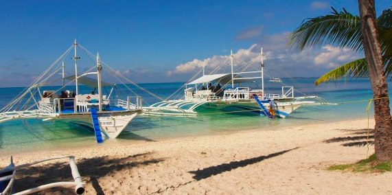 Resort Malapascua island, stay in Ocean Vida Beach and Dive Resort. Diving with Sea Explorers Philippines-1