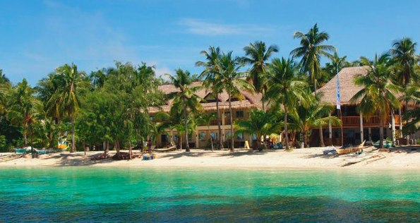 Resort Malapascua island, stay in Ocean Vida Beach and Dive Resort. Diving with Sea Explorers Philippines-2