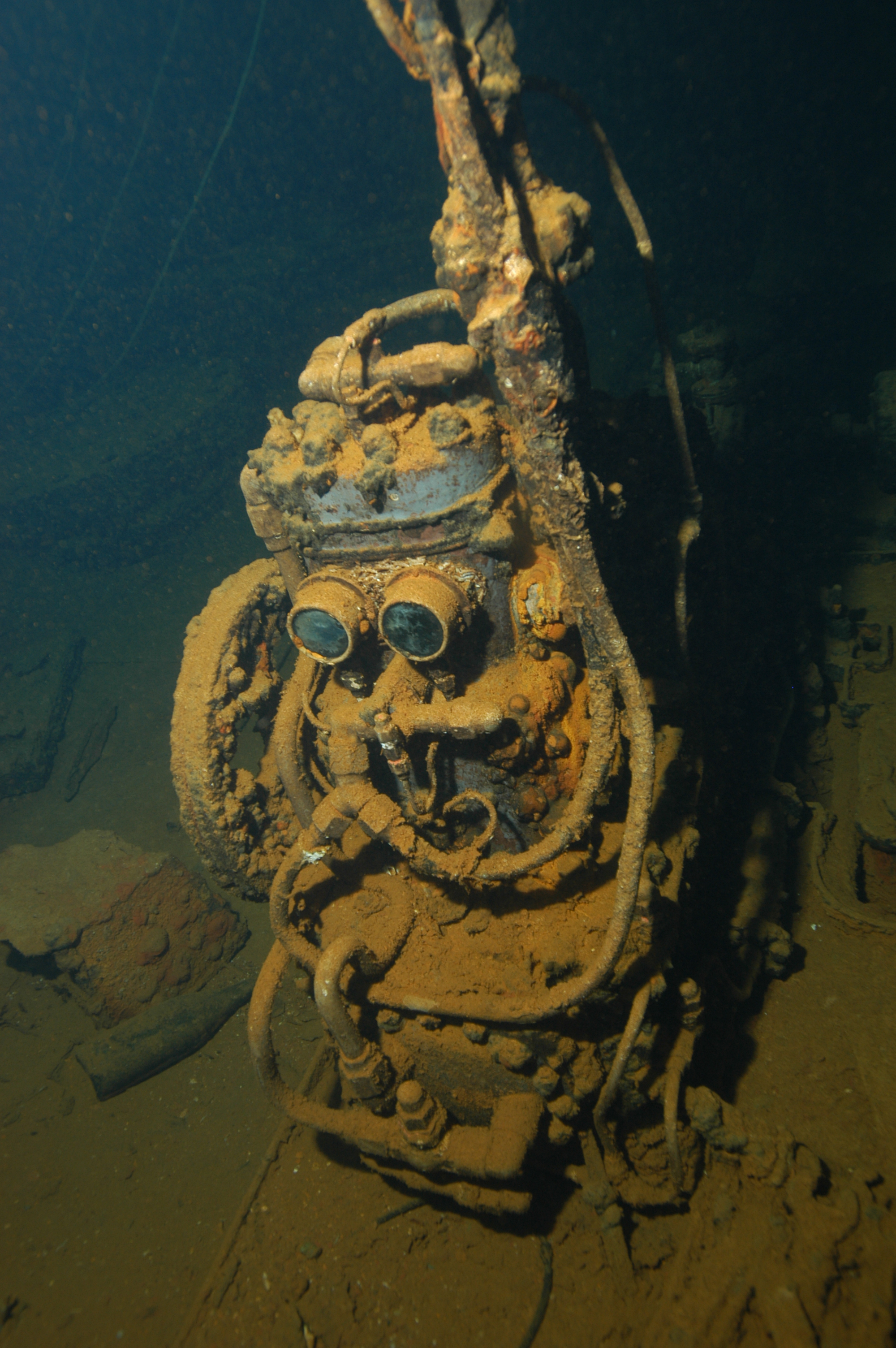 Truk Lagoon And The Lost Japanese Ghost Fleet The